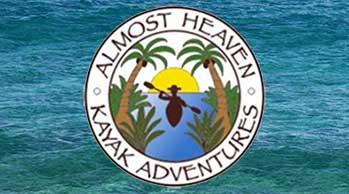 Almost Heaven Kayak Logo