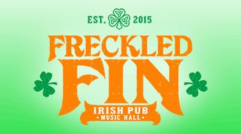 freckled fin logo